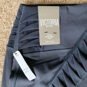 NWT Victoria's Secret knockout leggings